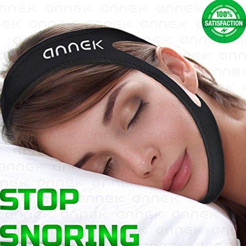 Anti Snoring Chin Strap - Anti Snoring Devices - Cpap Chin Strap - Anti Snore Solution - Anti Snoring Chin Strap for Men - The Chin Strap for Women Вest Black