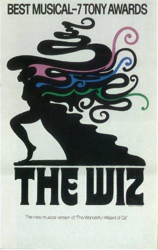The Wiz 11x17 Broadway Show Poster (1975) ()