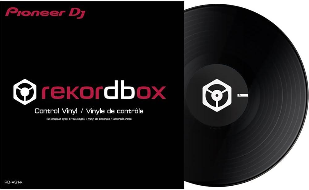 Pioneer rekordbox vinilo de control: Amazon.es: Instrumentos musicales