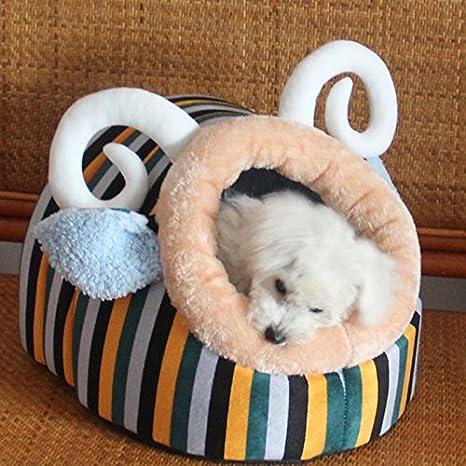 Sypure (TM) 5 Dise?o de la historieta linda camas para perros de