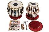 best seller today MAHARAJA Tabla Drum Set, 3KG Black...