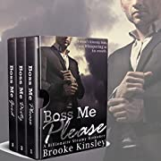 Boss Me Series: Complete Billionaire Boxed Set Romance Books (1-3): A Billioniare Steamy Romance Series