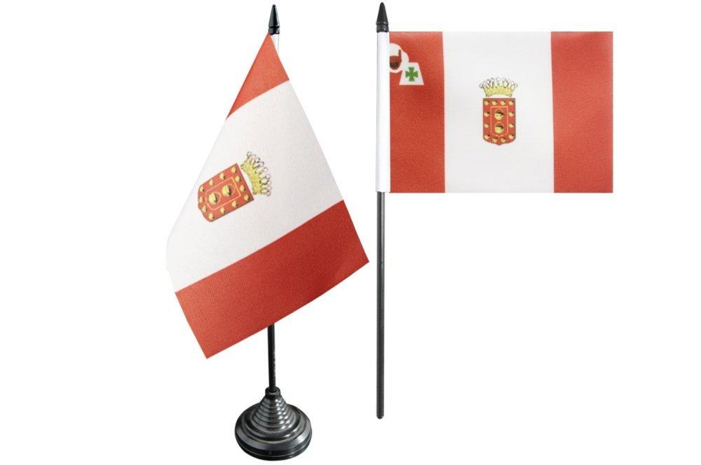 Flaggenfritze - Bandera de mesa bandera España La Gomera - 10 x 15 ...