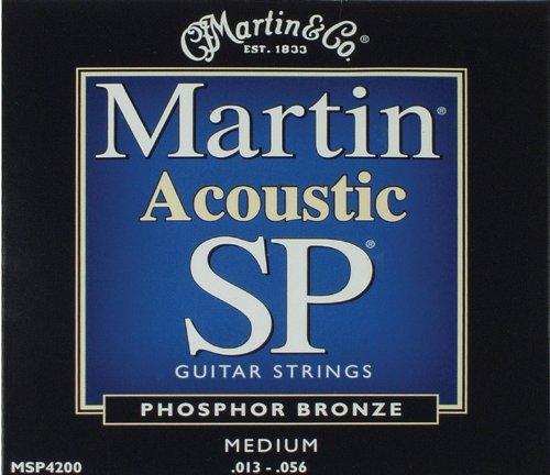 (Martin SP MSP4200 Acoustic Guitar Strings Medium 3)