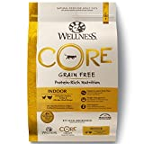 Wellness Core® Natural Grain Free Dry Cat Food, Indoor Chicken & Turkey Recipe, 11-Pound Bag