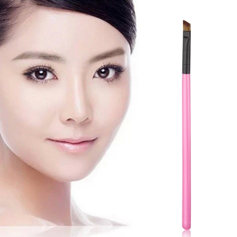 Aszune Professional Cosmetic Eye Angled Eyebrow Brow Brush Beauty Makeup Tool