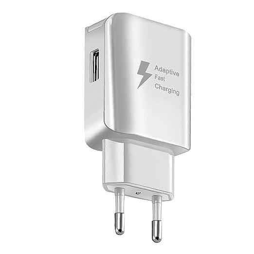 Arichtop Reemplazo para USB iPhone Android Enchufe del ...