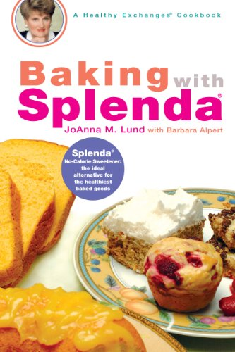 Baking with Splenda (Healthy Exchanges Cookbooks)