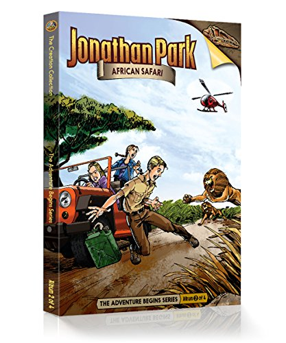 Jonathan Park The Adventure Begins #2: African Safari