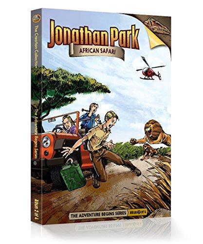 Jonathan Park The Adventure Begins #2: African Safari