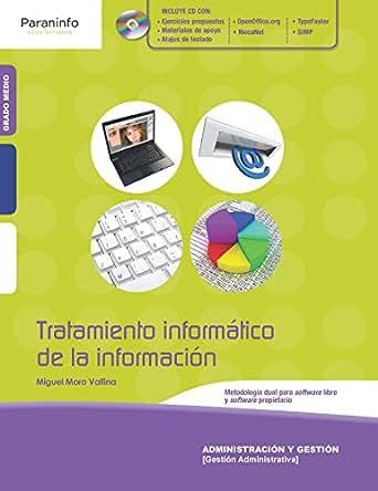 Amazon.com: Tratamiento informático de la información ...