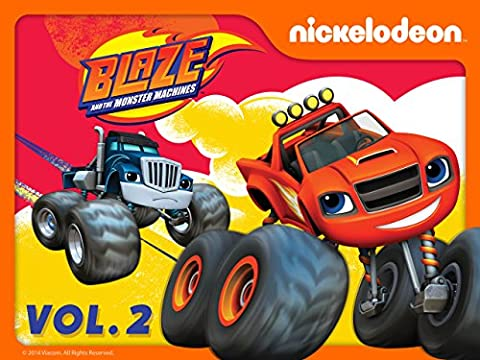 Blaze and the Monster Machines Volume 2 (Prime Movies Alexander)