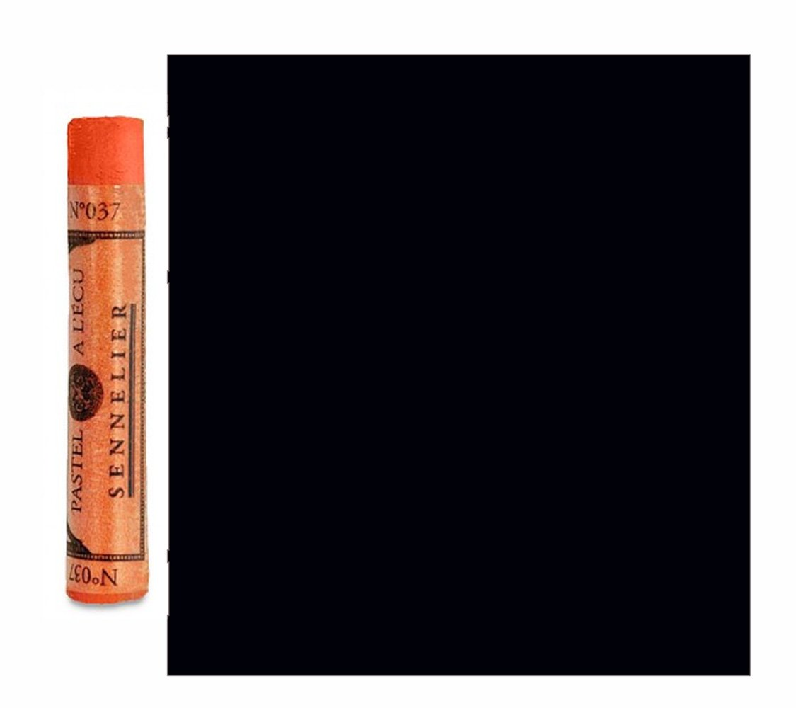 Sennelier Extra Soft Pastel Black Brown 002 Global Art Supplies