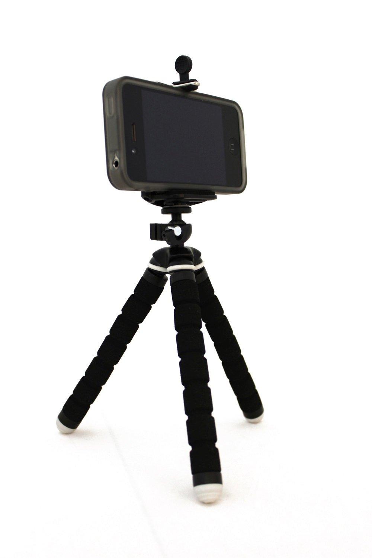 iStabilizer Flex Tr/ípode flexible para Smartphones negro