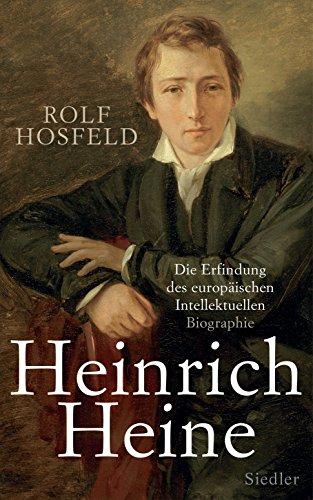 neues Design preiswert kaufen Ruf zuerst Amazon.com: Heinrich Heine: Die Erfindung des europäischen ...