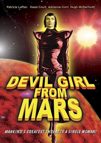 (Devil Girl From Mars)