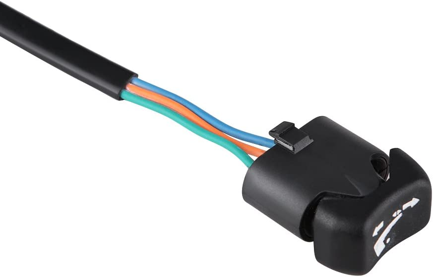 Aramox Trim /& Tilt Switch Assembly for Yamaha 704 Single Engine Control Handle 704-82563-41-00