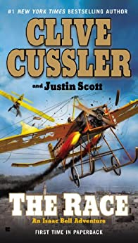 The Race (Isaac Bell series) by [Cussler, Clive]