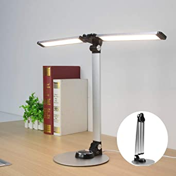 lampara escritorio led,lámpara de mesa,Luz de lectura LED ...
