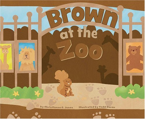 Read Online Brown at the Zoo (Know Your Colors) ebook