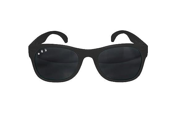 fdee240325 Roshambo Toddler Shades age 2-4years 100% UVA UVB Protection Completely  unbreakable sunglasses available in many colours  Amazon.co.uk  Clothing