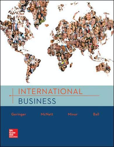International Business - Standalone book