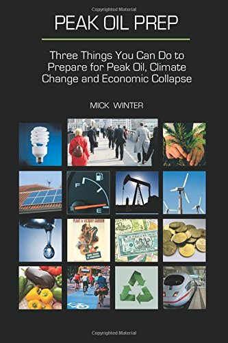 Peak Oil Prep   Prepare For Peak Oil  Climate Change And Economic Collapse