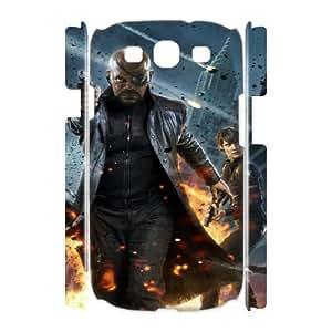 The Avengers FG0071788 3D Art Print Design Phone Back Case Customized Hard Shell Protection Samsung Galaxy S3 I9300