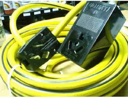 220 Volt 50 Ft 10 3 Extension Cord Amazon Com