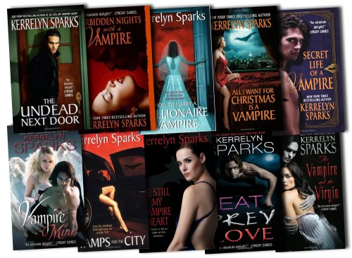 Kerrelyn Sparks Collection Love At Stake 10 Books Set Pack RRP 7990 Vamps And The City All I Want For Christmas Is A Vampire Secret Life Of A Vampire Forbidden Nights With A Vampire How To Marry A Millionaire Vampire The Undead Next Door Eat Pr pdf epub download ebook