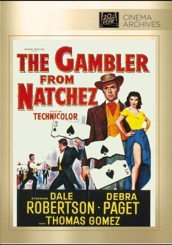 Gambler From Natchez, The by Twentieth Century Fox Film Corporation by Henry Levin by Twentieth Century Fox Film Corporation