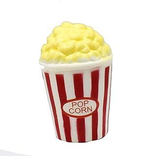 HUPLUE Slow Rebound Emulazione Popcorn Toy Stress Relief Toy Gift decompressione Giocattoli 2PCS