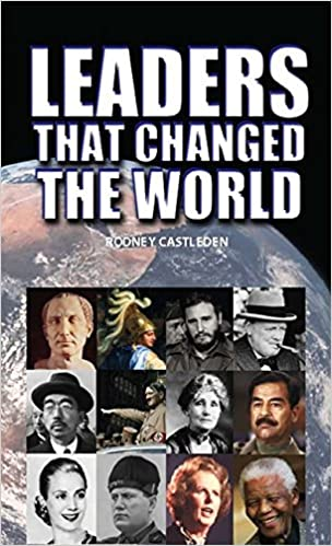 great leaders that changed the world