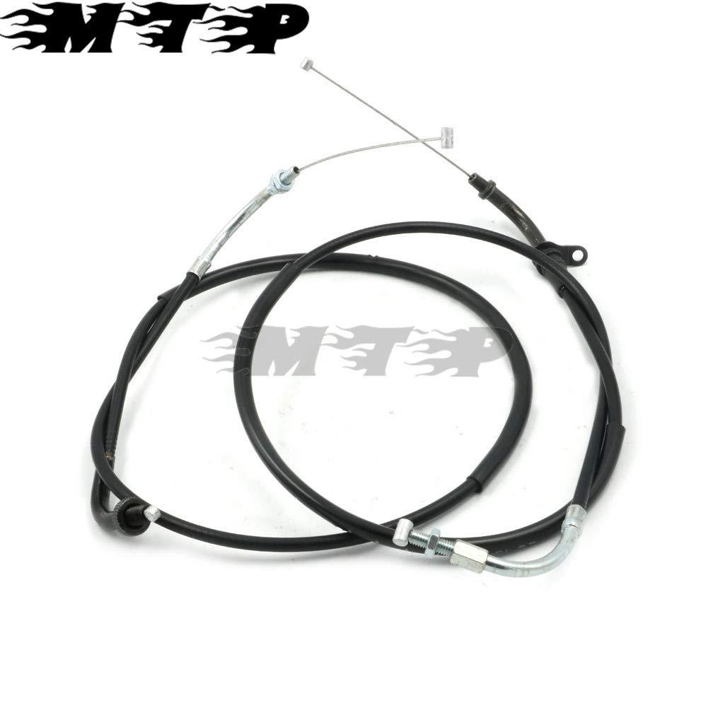 Cable de Embrague para Motocicleta, línea de Acelerador, línea de Aceite, para Yamaha V-Star Ds400/650 Drag Star 400 650 Xvs400 Xvs650 1998-2012 11 10: ...