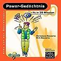 Power-Gedächtnis - fit in 30 Minuten Hörbuch von Dirk Konnertz, Christiane Konnertz Gesprochen von: Charles Rettinghaus