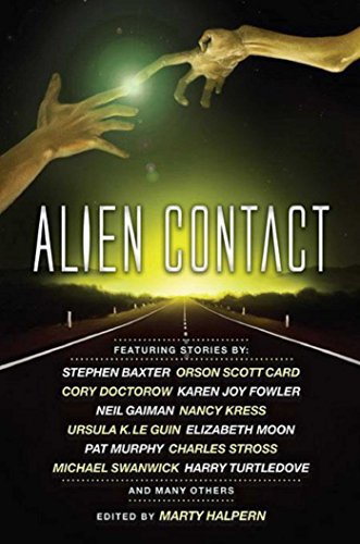 Alien Contact cover