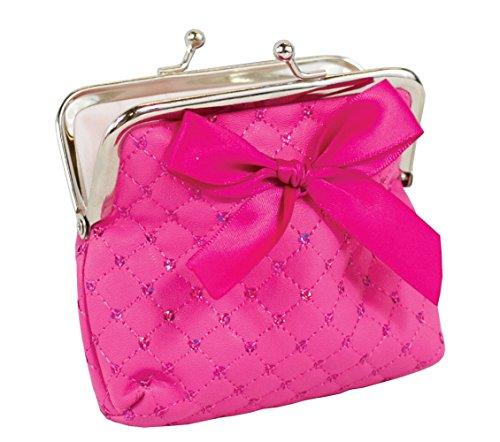 Gift Card Clutch Pink Quilt