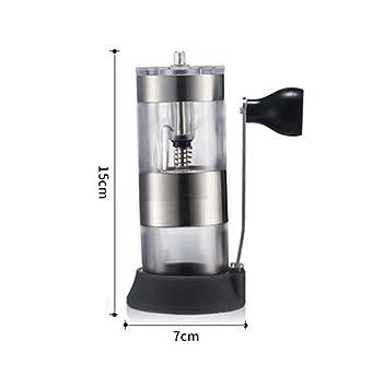 WCZ Cafeteras Molinillo de café Molinillo para el hogar Máquina de ...