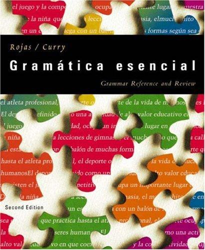 Gramatica Esencial Text