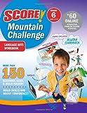 Score! Mountain Challenge Language Arts Workbook, Kaplan, 1419594648