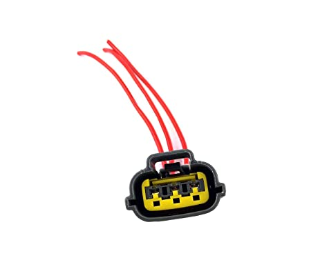 51xjRejDhsL._SX463_ amazon com xtremeamazing ignition coil repair plug harness  at bayanpartner.co
