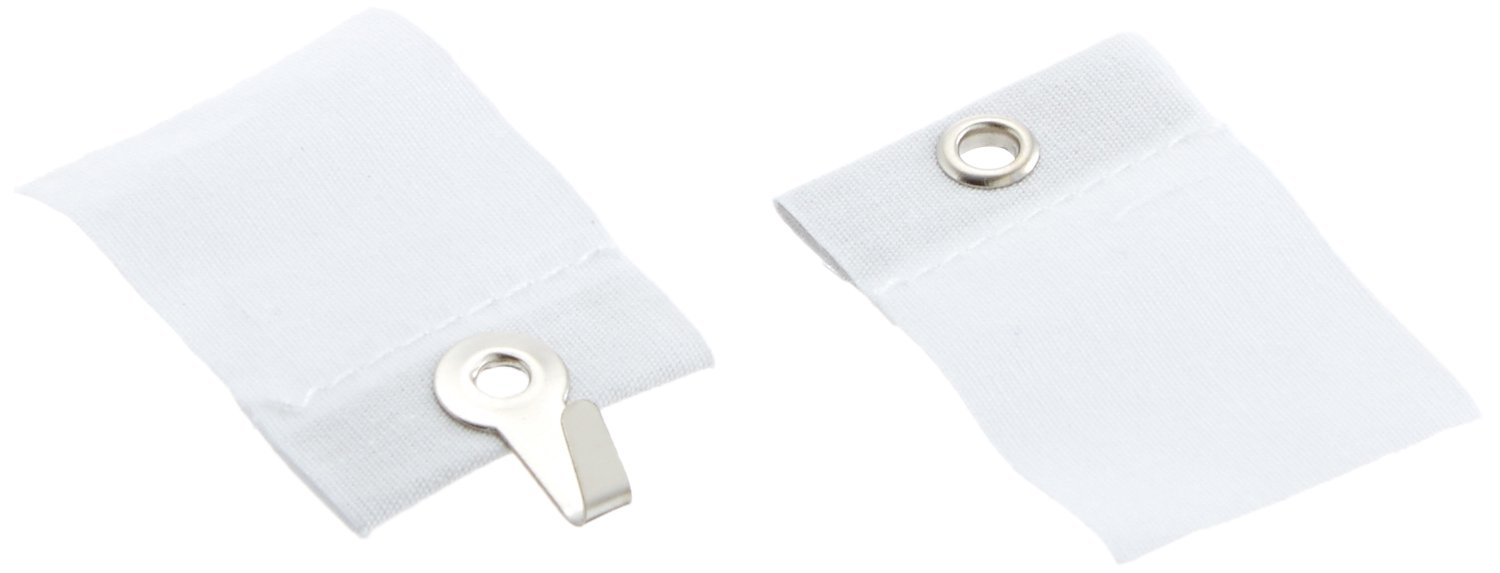 OOK 50085 Adhesive Hanger and Eyelet Sets, 3-Pack