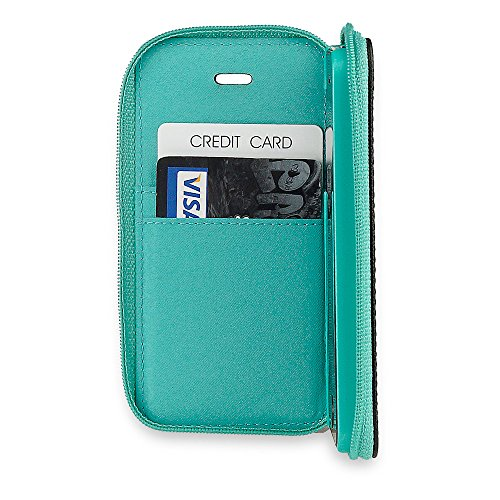 Telileo 3515 Zip Case - Apple iPhone 5/5S/5SE - Zero Mint