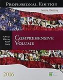 Impuestos Federales del Sudoeste 2016: edición completa y profesional (con el CD-ROM del software de preparación de impuestos H & r Block)