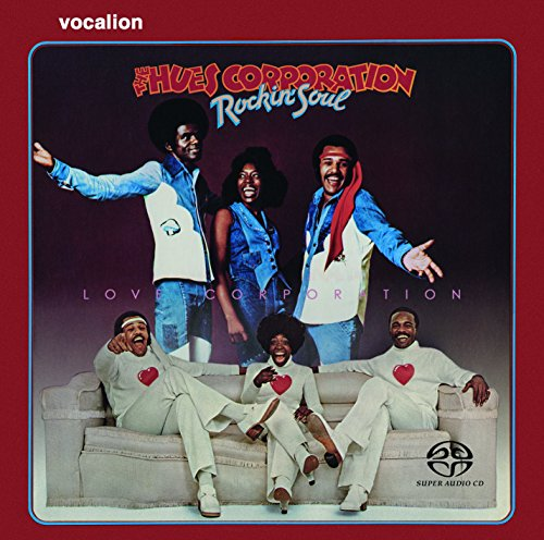 Price comparison product image The Hues Corporation - Rockin' Soul & Love Corporation [SACD Hybrid Multi-channel]