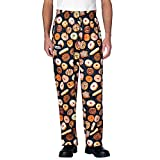 Chefwear 3500-208 Men's Ultimate Chef Pant XL Donuts