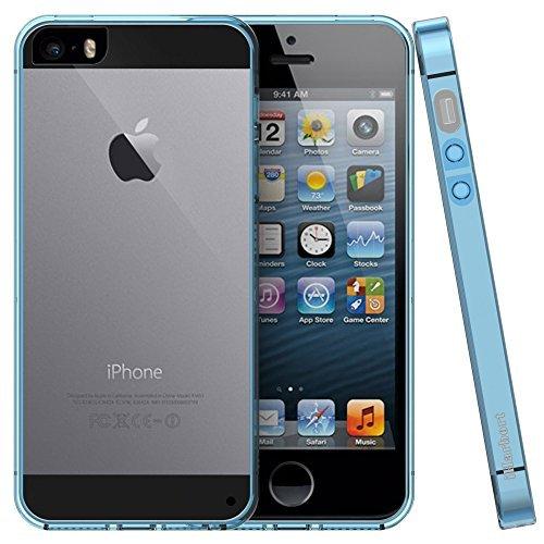 6 opinioni per iHarbort ® iPhone 5 5S SE Custodia- lusso iPhone 5 5S SE Case Bumper Cover per