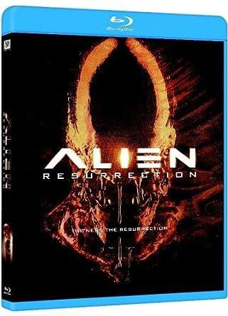 Alien 4: Resurrección [BD25]