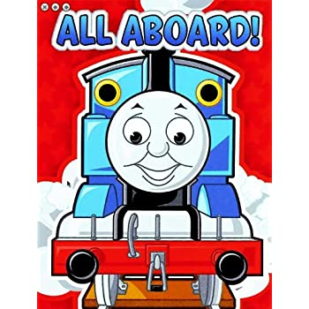 Amazoncom Thomas The Train Party Invitations Party Supplies 8