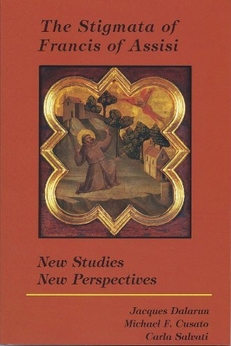 Download By Jacques Dalarun The Stigmata of Francis of Assisi: New Studies, New Perspectives (First) [Paperback] PDF